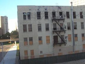 Downtown Abandoned Building