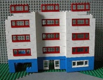 Lego Ruin