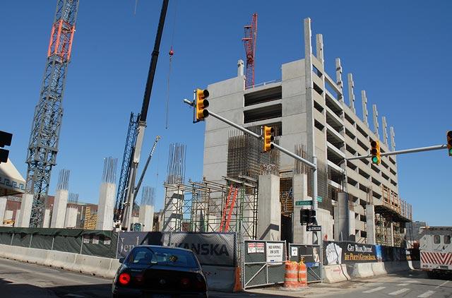 Greektown Casino Construction Detroit