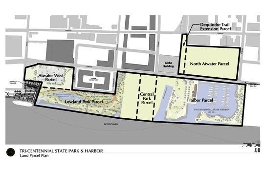 Tricentennial Park Phase II
