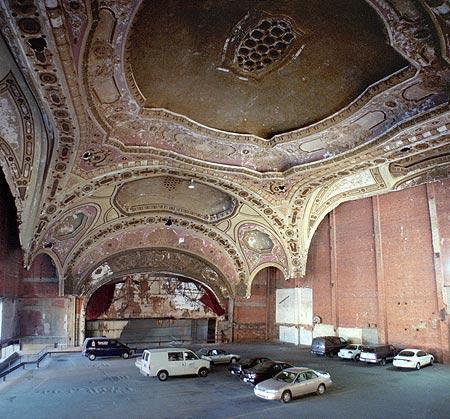 Michigan Central Station Detroit